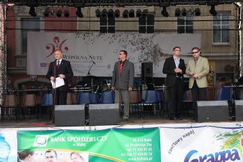 """Galeria Parada Orkiestr """"Na Wspólną Nutę"""" - Biała - 23.05.2010"""