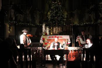 6 stycznia - koncert kolęd i pastorałek