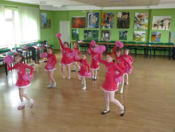 Warsztaty Mażoretkowe - Integracja poprzez muzykę i taniec
