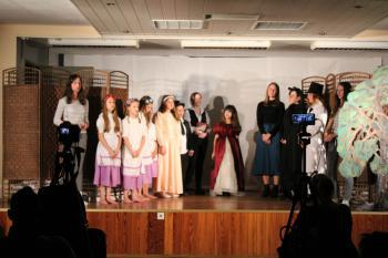 Grupa teatralna Międzypokoleniowy Teatr Odlotowy