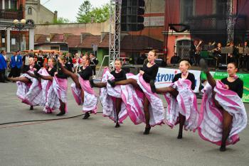 Parada Orkiestr Biała 2011