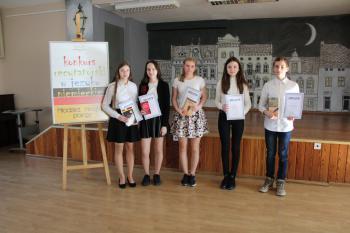 Galeria Konkurs poezji niemieckiej 2019