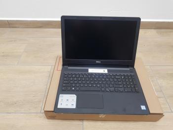 Zdjęcie przedstawia laptopa zakupionego w ramach projektu