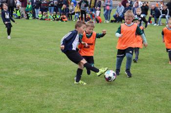 Zdjęcie przedstawia zawodników podczas gry