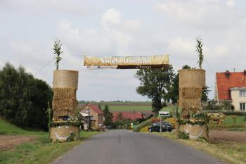 Brama wjazdowa - dożynki gminne w Śmiczu.jpeg