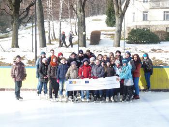 Galeria wyjazd na lodowisko