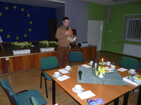 12 marca odbyło się spotkanie z Bartoszem Sadlińskim