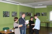 """Galeria Konkurs recytatorski w języku niemieckim """"Młodzież recytuje poezję"""""""