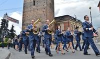 15 maja 2016 odbyła się VIII Bialska Parada Orkiestr Dętych