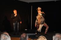 15.10. bialską publiczność bawił kabaret rak
