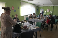Galeria kroszonki - warsztat